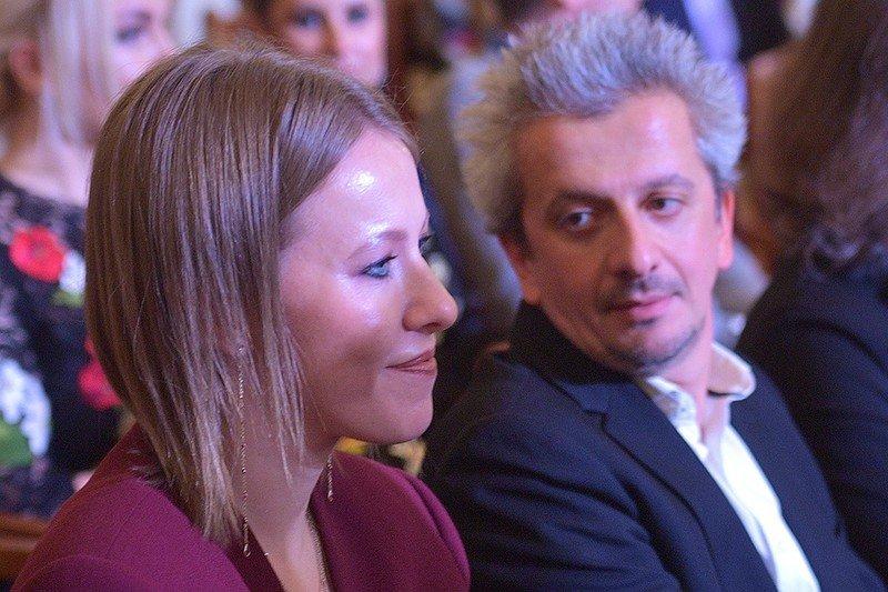 Стали известны подробности свадьбы Ксении Собчак и Константина Богомолова