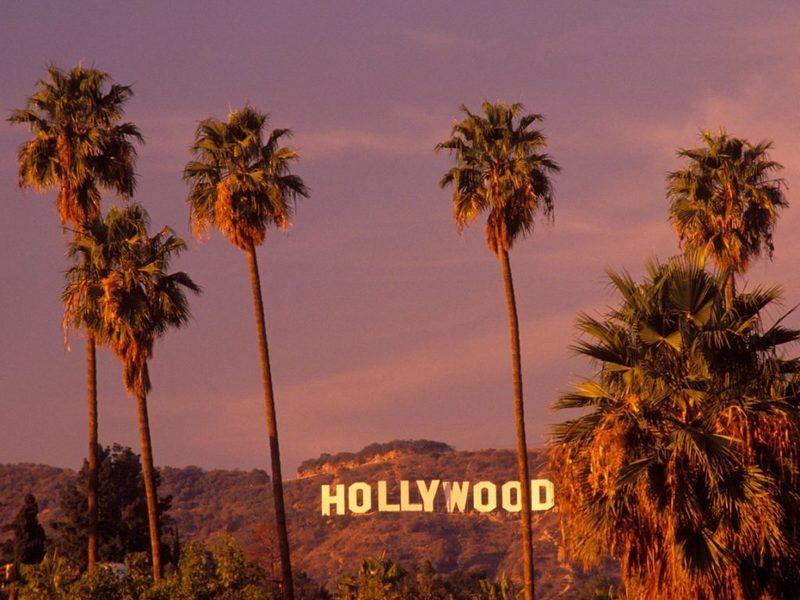 Голливудские холмы