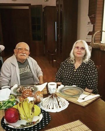 фото Джигарханяна с бывшей женой