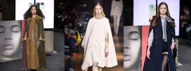 мода осень зима 2019 2020