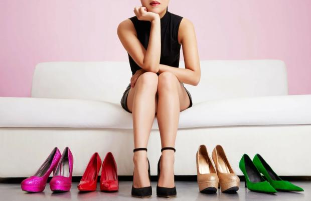 можно ли высокой девушке носить каблуки