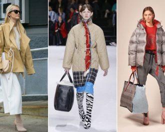мода осень зима