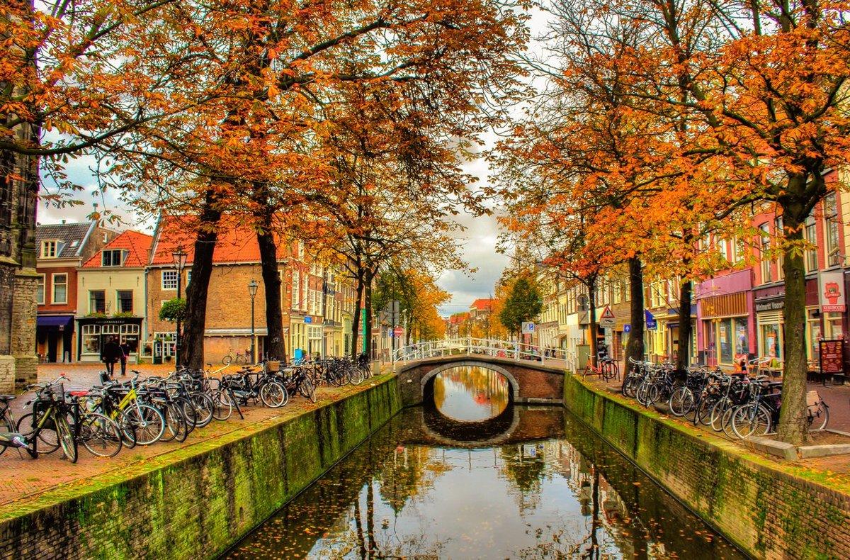 Картинки осень в европе на рабочий стол