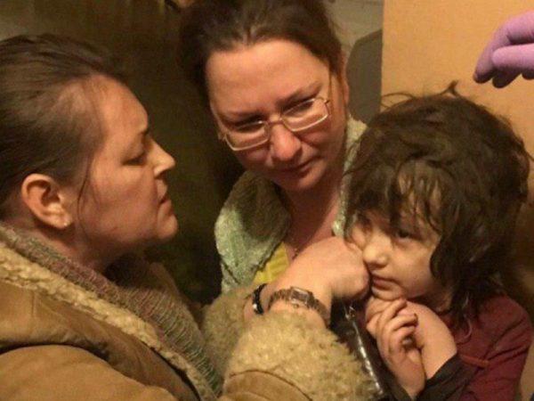 Спасение Лиды Гаращенко
