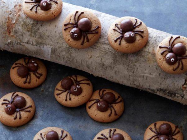 Паучье печенье