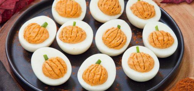 Яйца-тыквы