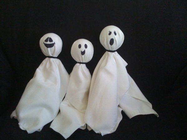 Маленькие привидения