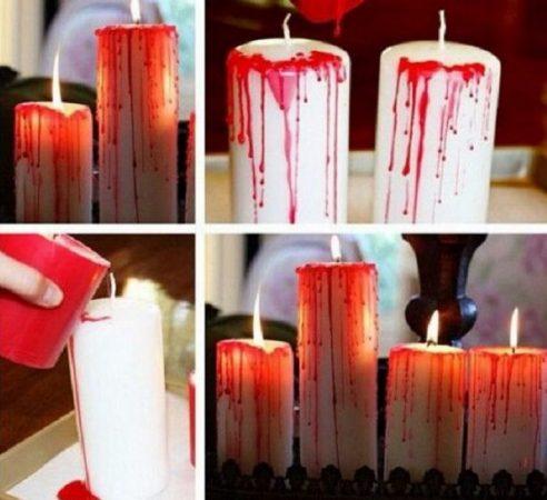 Кровавые свечки