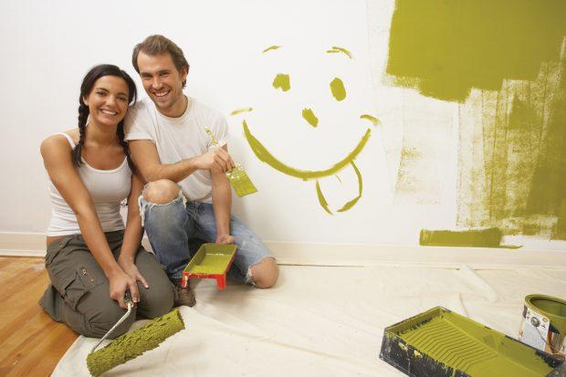 Правильный настрой при совместном ремонте