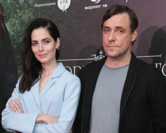 Евгений Цыганов и Юлия Снигирь