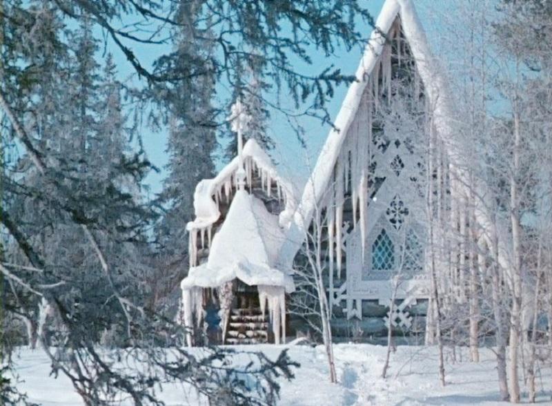 Лес Морозко