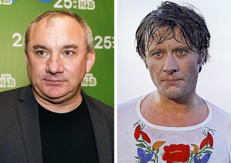 Николай Фоменко и Андрей Миронов