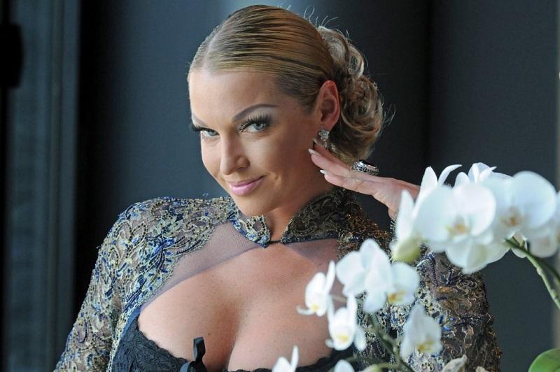 Анастасия Волочкова и ее бойфренд