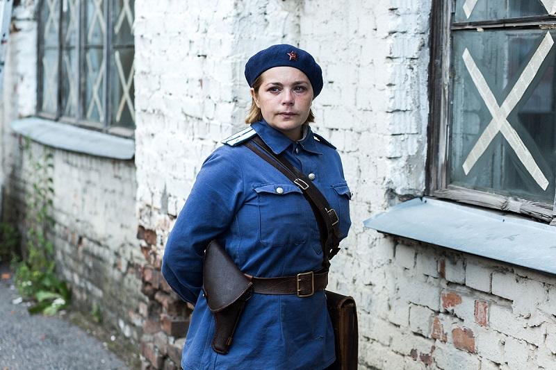 Ирина Пегова («Комиссарша»)