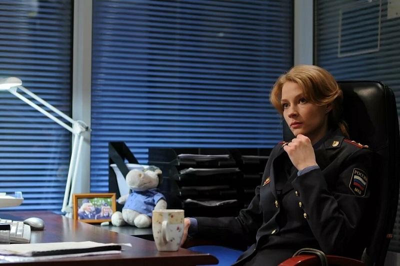 Светлана Ходченкова («Метод Лавровой»)