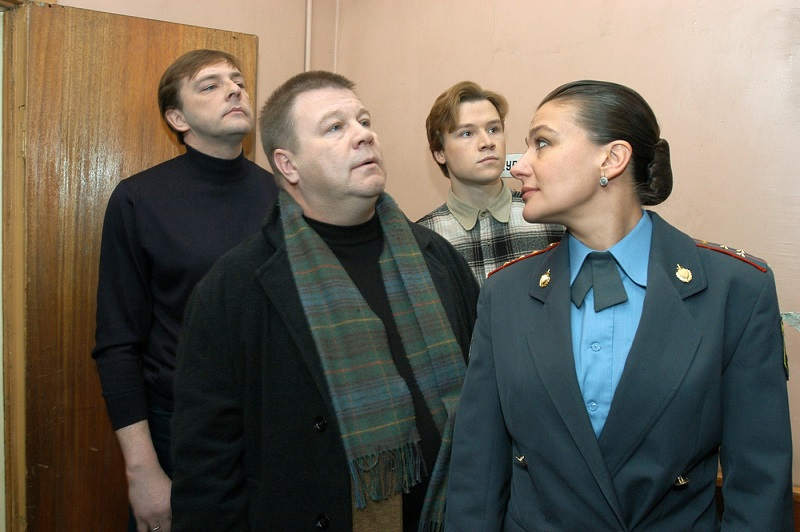 Анастасия Мельникова («Улицы разбитых фонарей»)