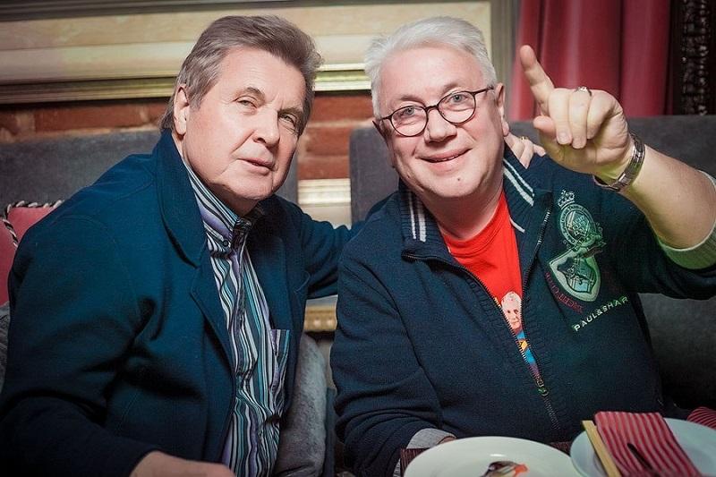 Владимир Винокур и Лев Лещенко
