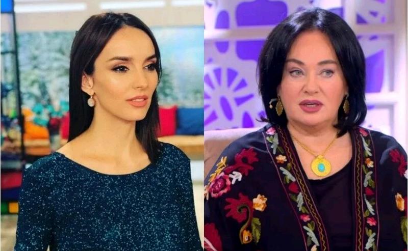 Юлия Зимина и Лариса Гузеева
