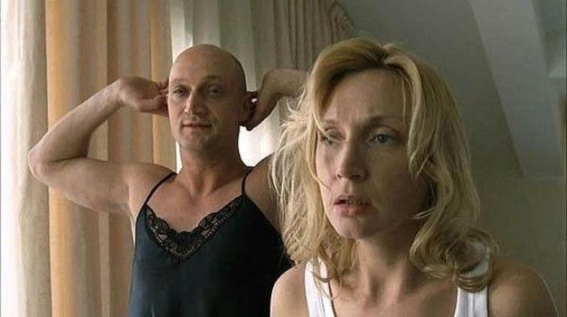 Российские актеры, которые ради роли перевоплотились в женщин