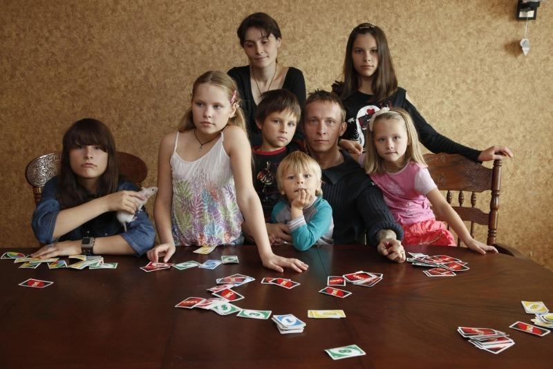 Десять самых многодетных семей русского шоу-бизнеса Знаменитости