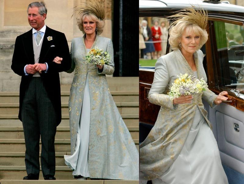 Знаменитые женщины, которые отказались от белого платья на своей свадьбе Знаменитости