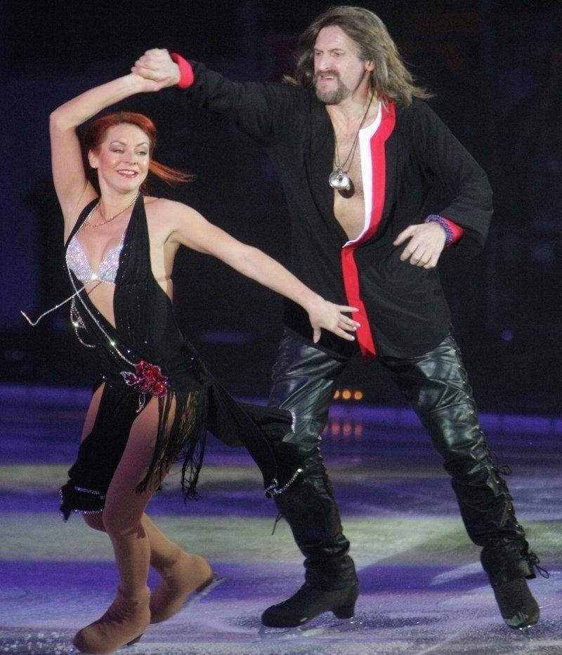 Звездные пары, которые встретились и влюбились во время участия в шоу