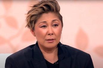 Певица Анита Цой