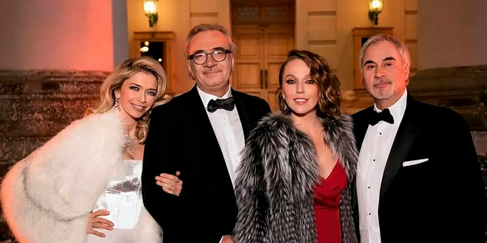 Джанабаеву и Брежневу не позвали на день рождения свекрови Новости