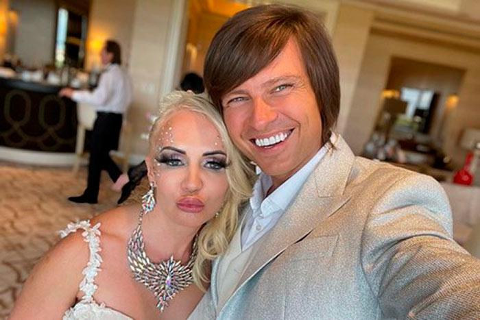 Прохор Шаляпин сыграл свадьбу с миллионершей