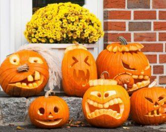 30 идей оформления тыквы на Хэллоуин