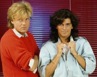 Как сложилась жизнь красавчиков из популярной в 80-х группы Модерн Токинг